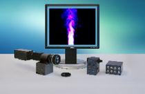 Strömungsvisualisierungssystem mit laserinduzierter Fluoreszenz / PLIF / Gas