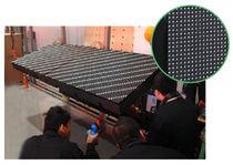 Punktmatrix-Displays / maßgefertigt / elektronisch / für Stadion