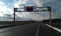 Durchgang-Wechselverkehrszeichen / für Verkehrsbereich