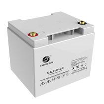 AGM-Batterie / Säure-Blei-Gel / Block