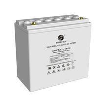 AGM-Batterie / Block / hohe Kapazität