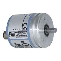 Inkrementaler Drehgeber / optisch / RS-422 / Digital