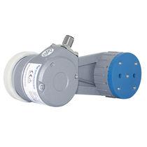 Längenmesssystem / mit Zentraljustierung / mit Messrad 200 mm / kompakt