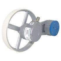 Längenmesssystem / mit Zentraljustierung / mit Messrad 500 mm / robust