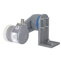 Längenmesssystem / mit Messrad 200 mm / mit Zentraljustierung / kompakt