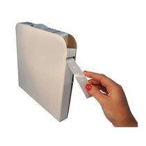 Doppelseitiges Klebeband / aus Acryl / für die Logistik / für Verpackung