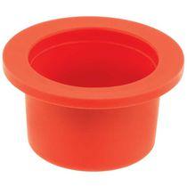 Runder Stopfen / konisch / innenliegend / Polyethylen mit niedriger Dichte LDPE