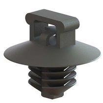 Snap-In-Kabelbandhalter / Kunststoff
