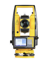 Reflektorlose-Totalstation / automatisch / wasserdicht / kabellos