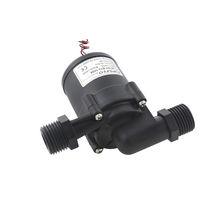 Heißwasserpumpe / mit bürstenlosem Gleichstrommotor / zentrifugal / für Nahrungsmittel
