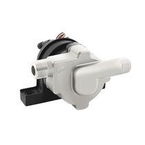 Heißwasserpumpe / mit bürstenlosem Gleichstrommotor / zentrifugal / Edelstahl