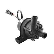 Heißwasserpumpe / mit bürstenlosem Gleichstrommotor / zentrifugal / getaucht