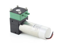 Pneumatische Pumpe / elektrisch / Membran / selbstansaugend