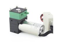 Chemikalienpumpe / mit bürstenlosem Gleichstrommotor / Membran / selbstansaugend