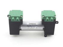 Pneumatische Pumpe / mit DC Motor / Membran / selbstansaugend