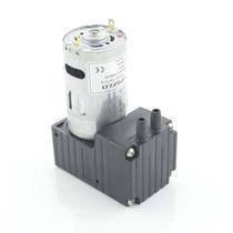Pneumatische Pumpe / mit DC Motor / elektrisch / selbstansaugend