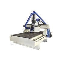 CNC-Konturfräsmaschine / für Holz