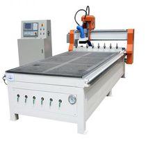 CNC-Konturfräsmaschine / 3-Achsen / Holz / mit automatischem Werkzeugwechsler