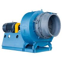 Zentrifugaler Ventilator / Luftumwälz / für hohe Temperaturen / Rostschutz