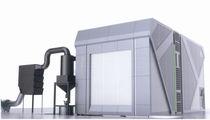 Druckgesteuert-Sandstrahlkabine / automatisch