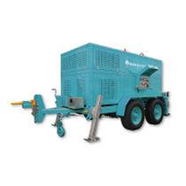 Hydraulische Winde / Dieselmotor / zur Rohrsanierung