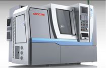 CNC-Drehmaschine / 2 Achsen / hohe Drehzahl / mit Aufnahme
