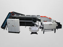 Linear-Beladungssystem / Durchlaufanlage