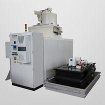 Prozess-Zentrifuge / Reinigung / vertikal / automatisch