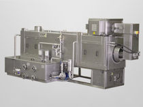 Wasser-Waschsystem / für Industrieanwendungen / Edelstahl / mit Trockner