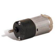 DC-Getriebemotor / parallel / mit rechtsseitiger Verzahnung / kompakt