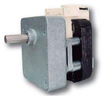 AC-Elektrogetriebemotor / parallel / Räderwerk / Flach