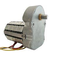 AC-Elektrogetriebemotor / parallel / Räderwerk / kompakt