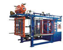 Partikelschaum-Formteilautomat / für expandiertes Polystyrol / für expandiertes Polypropylen / PLC-gesteuert