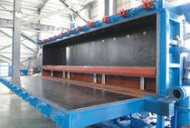 Partikelschaum-Formteilautomat / EPS-Block / PLC-gesteuert / automatisch