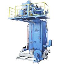 Partikelschaum-Formteilautomat / EPS-Block / PLC-gesteuert / mit Vakuumzyklus