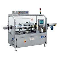 Automatische Etikettiermaschine / Linear / für Verpackungsoberseite