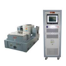 Elektromagnetischer Prüfkammer / Schwingung / automatisch / horizontal