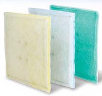 Luftfilter / Platten / kontinuierlicher / Polyester