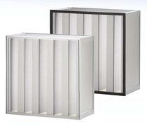 Luftfilter / Platten / Minifalt / mit hoher Kapazität