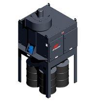 Filterungs-Entstauber / mechanische Abreinigung / kompakt