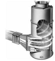 Venturi-Gaswäscher / Nass / hochwirksam