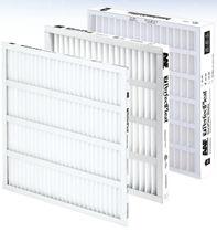 Luftfilter / Platten / Falt / für pharmazeutische Anwendung