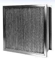 Luftfilter / Platten / Falt / für Hochleistung