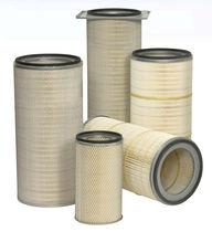 Luftfilterpatrone / Staub / Polyester / für Gasturbine