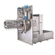Kugel-Rührwerksmühle / horizontal / für die Pharmaindustrie / Labor