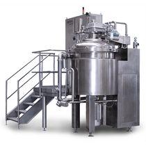 Turbinenmischer / Chargen / für Flüssigkeiten