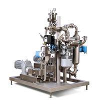 Rotor-Stator-Homogenisierer / Inline / für Flüssigkeiten / für die Pharmaindustrie