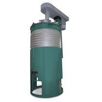 Schaufelmischer / Chargen / für Flüssigkeiten / Vakuum