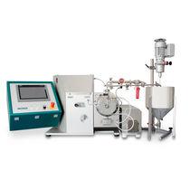 Vertikale Rührwerksmühle / diverse Abfälle / für die Pharmaindustrie / Labor