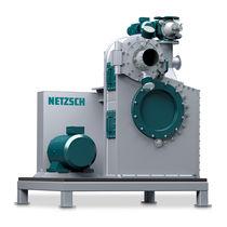 Feinschneidmühle / Messer / horizontal / für Cellulose